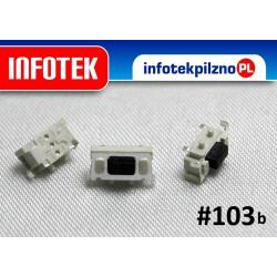 MicroSwitch włącznik Tabletu 7x2,5x3,5 switch